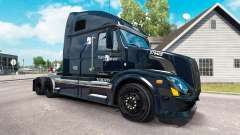 Skin Trans West truck tractor Volvo VNL 670