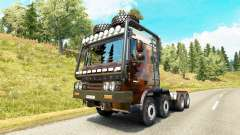 DAF XF [crawler & high lift]