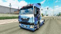 Mass Effect skin for Iveco tractor unit