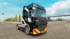 Pitchfork skin for DAF truck for Euro Truck Simulator 2