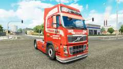 S. Verbeek skin for Volvo truck