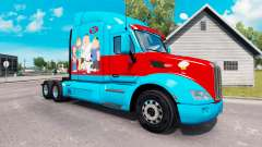 Family Guy skin for the truck Peterbilt