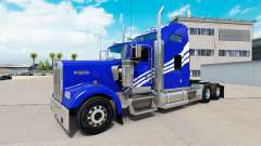 Skin White Castle on the truck Kenworth W900