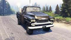 Chevrolet Apache 1959 v3.0 for Spin Tires