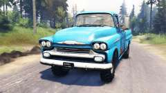 Chevrolet Apache 1959 v4.0