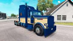 6 Custom skin for the truck Peterbilt 389
