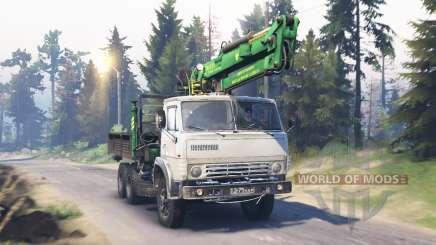 KamAZ-53212 v5.0 for Spin Tires