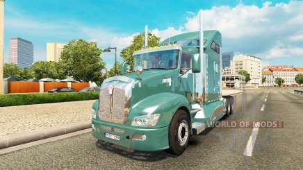Kenworth T660 v2.0 for Euro Truck Simulator 2