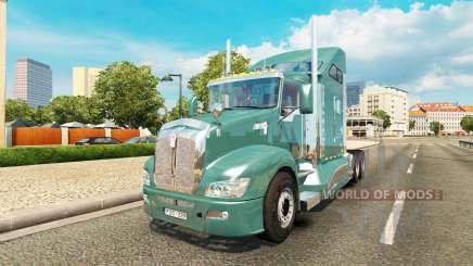 Kenworth T660 v2.0 for Euro Truck Simulator 2