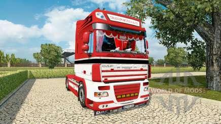 DAF XF for Euro Truck Simulator 2