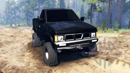 Nissan Hardbody Standard Cab (D21) 1993 for Spin Tires