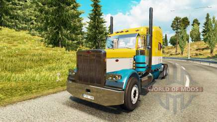 Peterbilt 389 [toll] for Euro Truck Simulator 2