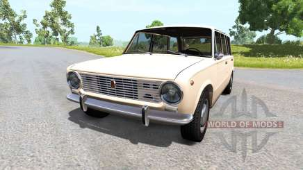 VAZ-2102 Zhiguli for BeamNG Drive
