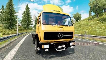 Mercedes-Benz 1632 v2.0 for Euro Truck Simulator 2
