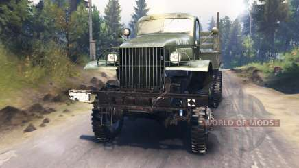 GMC CCKW 352 for Spin Tires