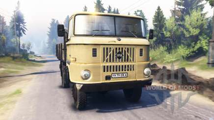 IFA W50 L v2.0 for Spin Tires