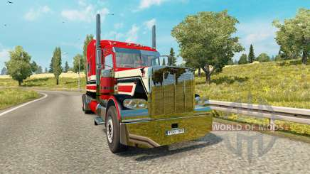 Peterbilt 389 v3.0 for Euro Truck Simulator 2