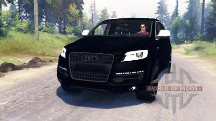 Audi Q7 v4.0 for Spin Tires