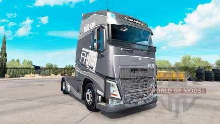Volvo FH 2013 v1.2 for American Truck Simulator