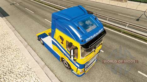 Tuning for Volvo for Euro Truck Simulator 2