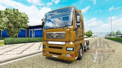 MAN TGA 18.430 for Euro Truck Simulator 2
