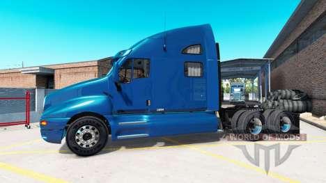 Kenworth T2000 v1.2 for American Truck Simulator