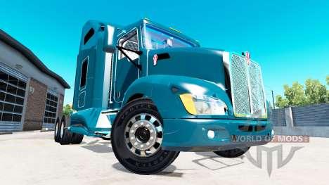 Kenworth T660 for American Truck Simulator