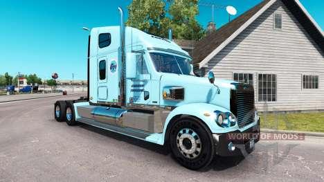 Skin Gordon on the truck Freightliner Coronado for American Truck Simulator