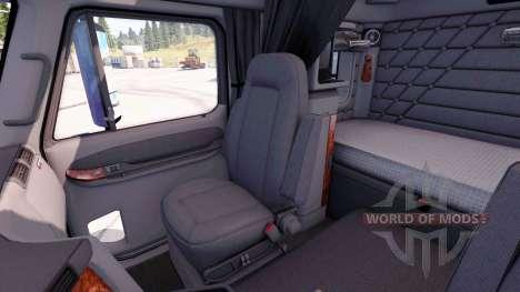 Freightliner Argosy [reworked] for American Truck Simulator