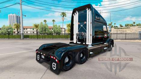 Skin Bancroft & Sons for truck tractor Volvo VNL for American Truck Simulator