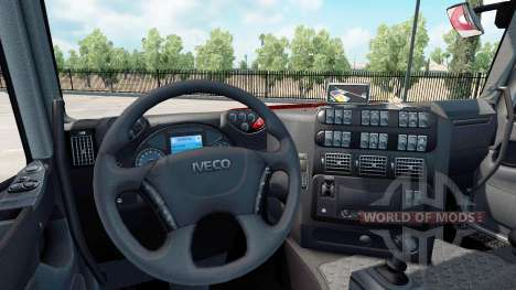 Iveco Strator (PowerStar) [fixed] for American Truck Simulator