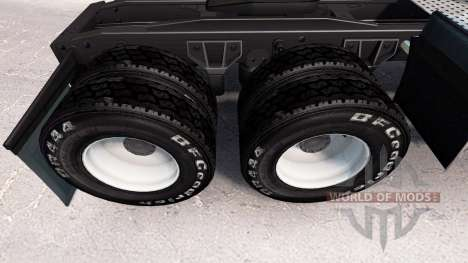 Tires BF Goodrich v1.2 for American Truck Simulator