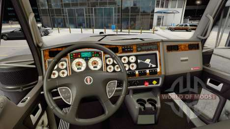 Retro devices have a Kenworth W900 for American Truck Simulator