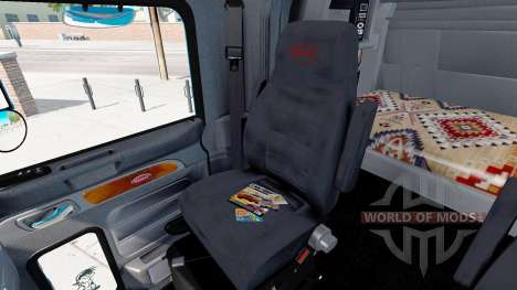 Peterbilt 389 v1.13 for American Truck Simulator