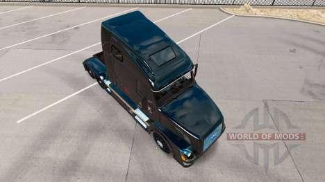 Skin Bancroft & Sons for truck tractor Volvo VNL for American Truck Simulator