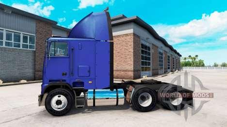 Freightliner FLB v2.2 for American Truck Simulator