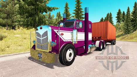 Peterbilt 351 [edited] for American Truck Simulator