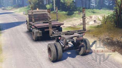 GAZ-53 v3.0 for Spin Tires