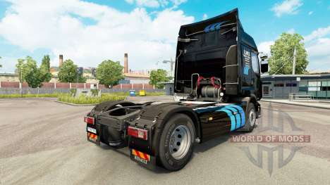 ELMEX skin for Renault truck for Euro Truck Simulator 2