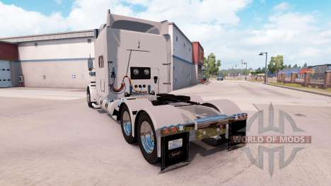 Peterbilt 389 v1.15 for American Truck Simulator