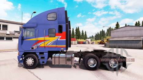 Freightliner Argosy [reworked] for American Truck Simulator