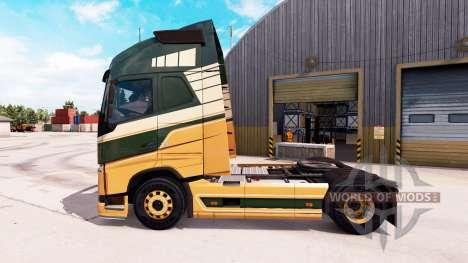 Volvo FH16 2013 v2.1 for American Truck Simulator