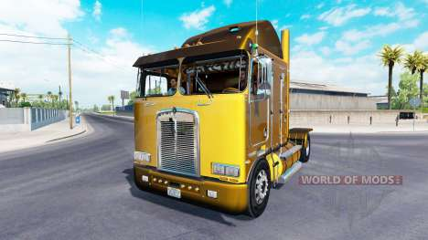 Kenworth K100 v2.0 for American Truck Simulator