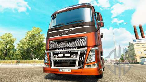 Excellent quality for Volvo truck for Euro Truck Simulator 2