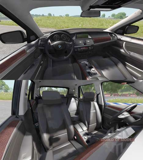 BMW X5 (E70) for BeamNG Drive