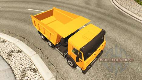 KamAZ-65115 for Euro Truck Simulator 2