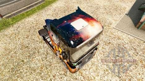 Get FKD skin for Renault truck for Euro Truck Simulator 2