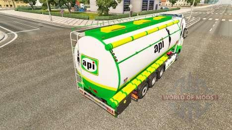 Volvo FH 2012 [tandem] for Euro Truck Simulator 2