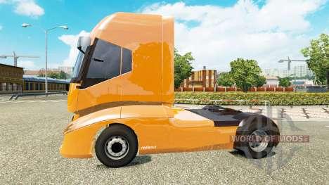 Renault Radiance v1.2 for Euro Truck Simulator 2