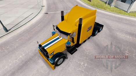 Hard Truck skin for the truck Peterbilt 389 for American Truck Simulator